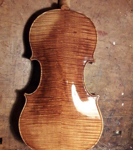 Un nouveau violon, pas mal de changements…